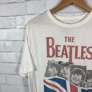 Junk Food Clothing Tops - 🍂NEW Junk Food Beatles Graphic Concert Band Tee